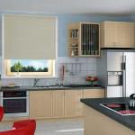 Sắp xếp các yếu tố đối lập trong phong thủy phòng bếp